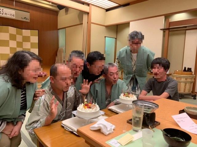 石田塾13期GS 誕生会